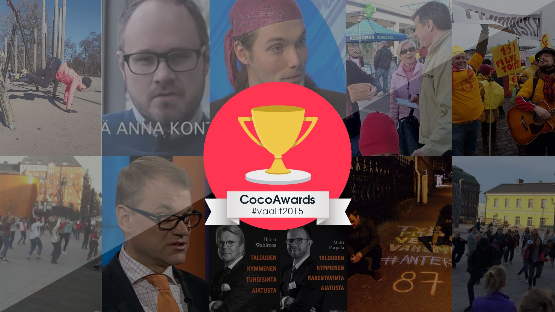 CocoAwards – #vaalit2015
