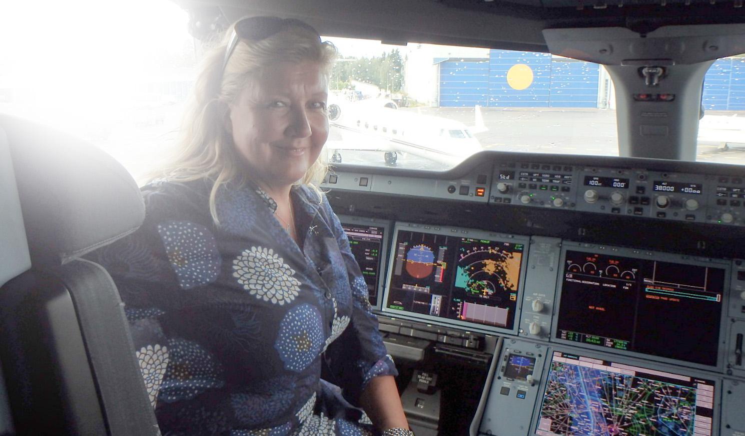 Anna-Mari Tiilikainen – diileristä talousviestijäksi