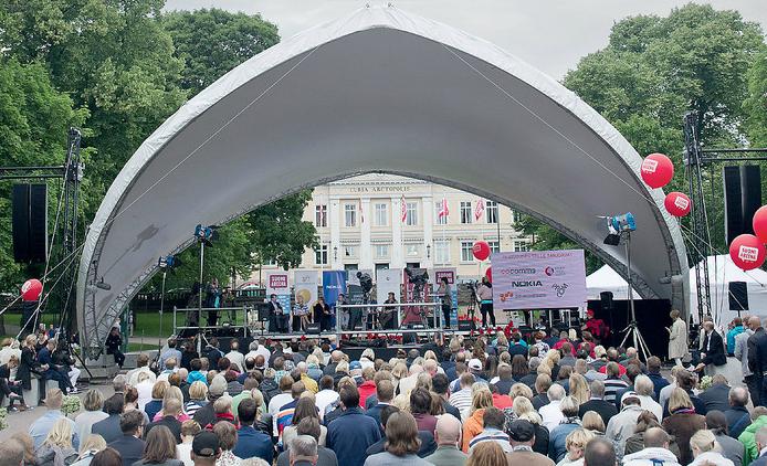 SuomiAreena – oletko mukana ensi vuonna?