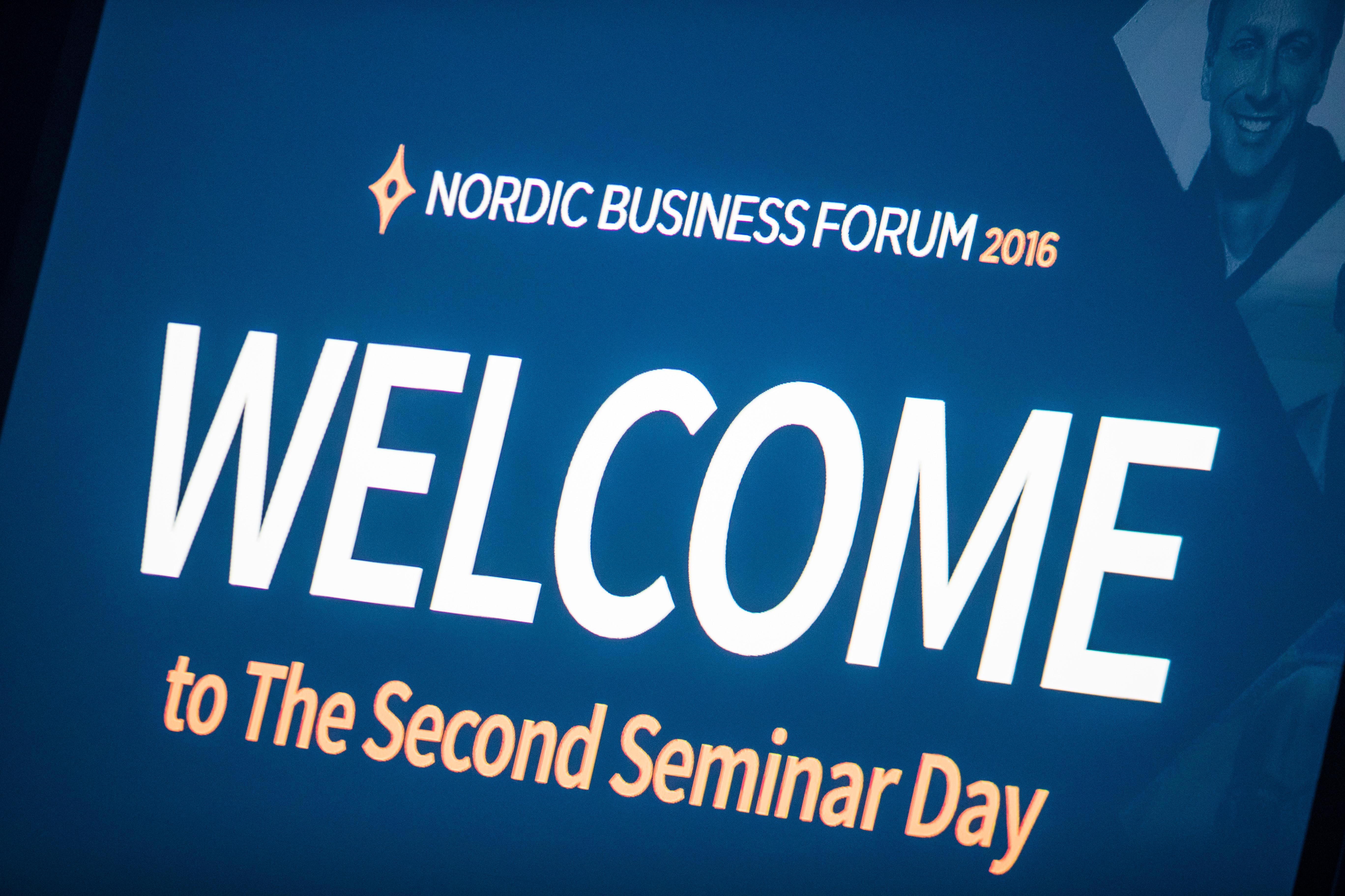 Mitä Nordic Business Forum opetti viestinnästä, part deux?