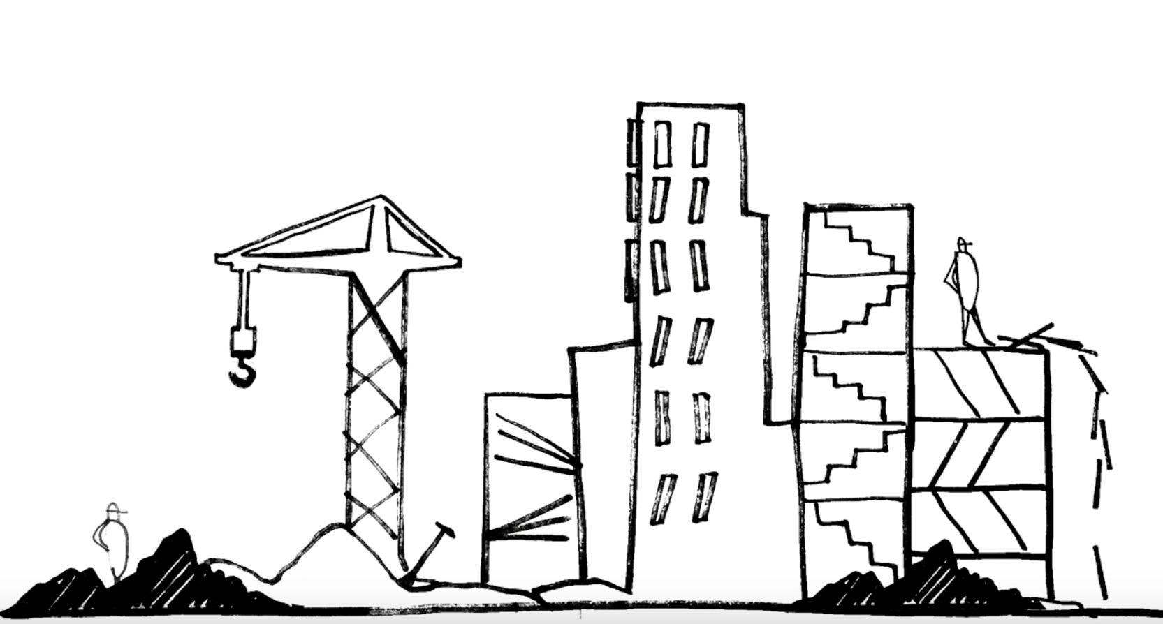 Rakennusalan työntekijäkokemus on rikki