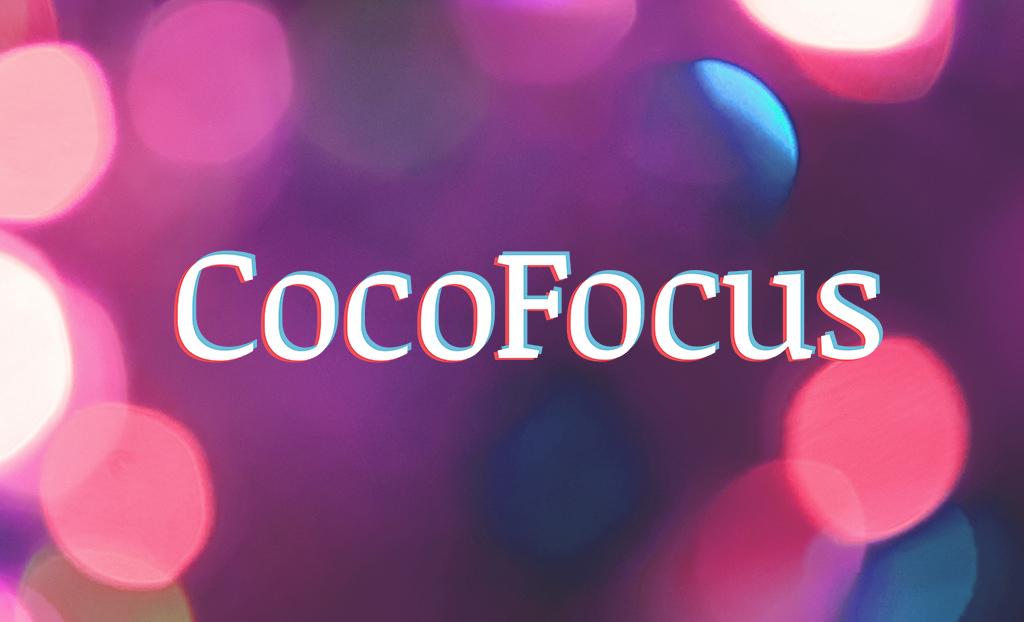 CocoFocus | #1 2018
